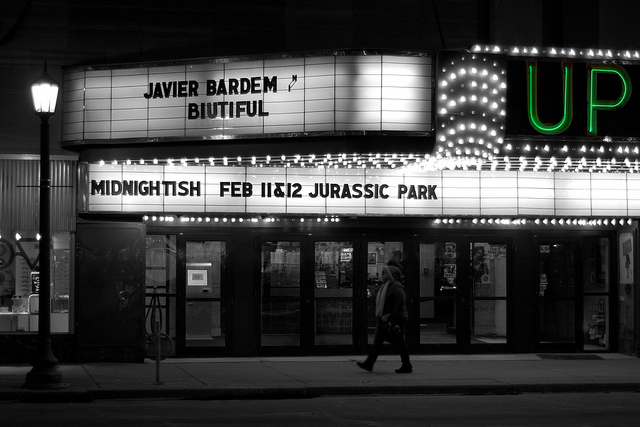 Movies Made in BCN - Biutiful Javier Bardem