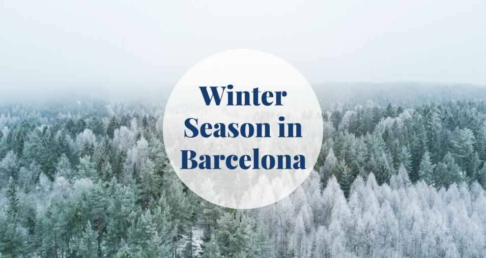 Winter Season in Barcelona Barcelona-Home
