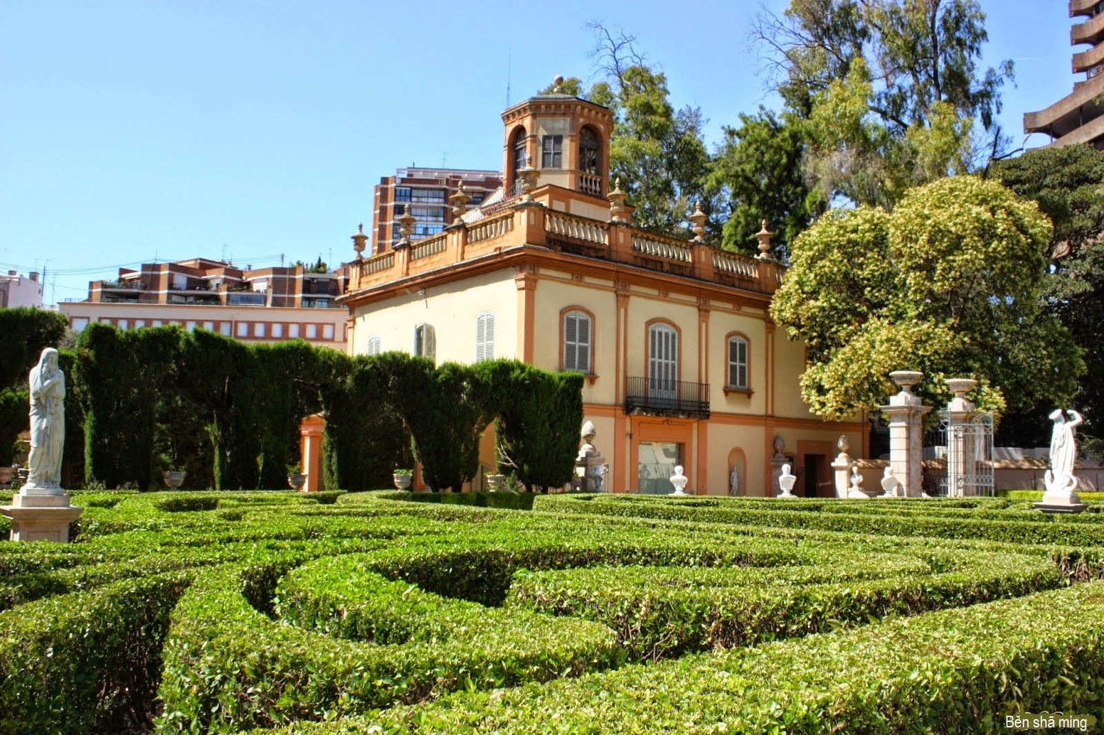 10 places in valencia you will never forget barcelona for Barcelona jardin