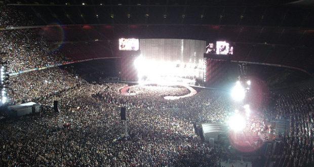U2 in Barcelona