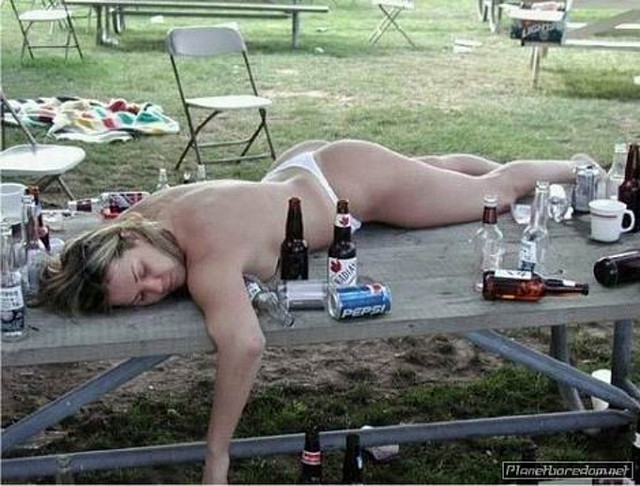 naked and drunk in barcelona