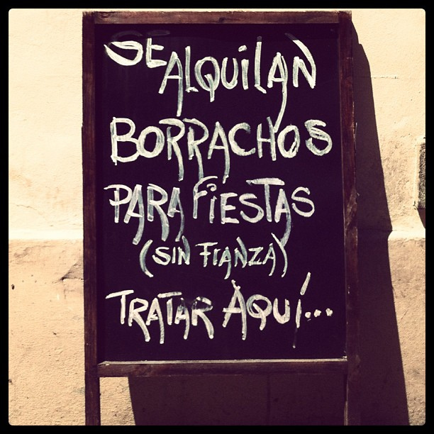 borrachos barcelona