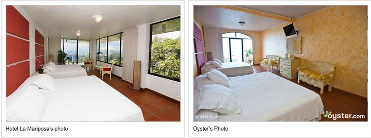 hotel la mariposa fake apartments