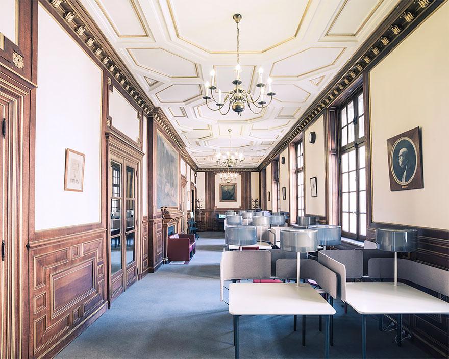 Bibliothèque Interuniversitaire de la Sorbonne , Paris