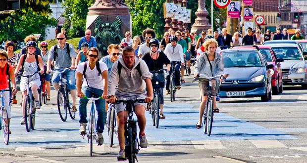 Love bike-friendly cities
