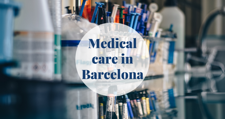 What to do if you need medical care in Barcelona? Barcelona-Home