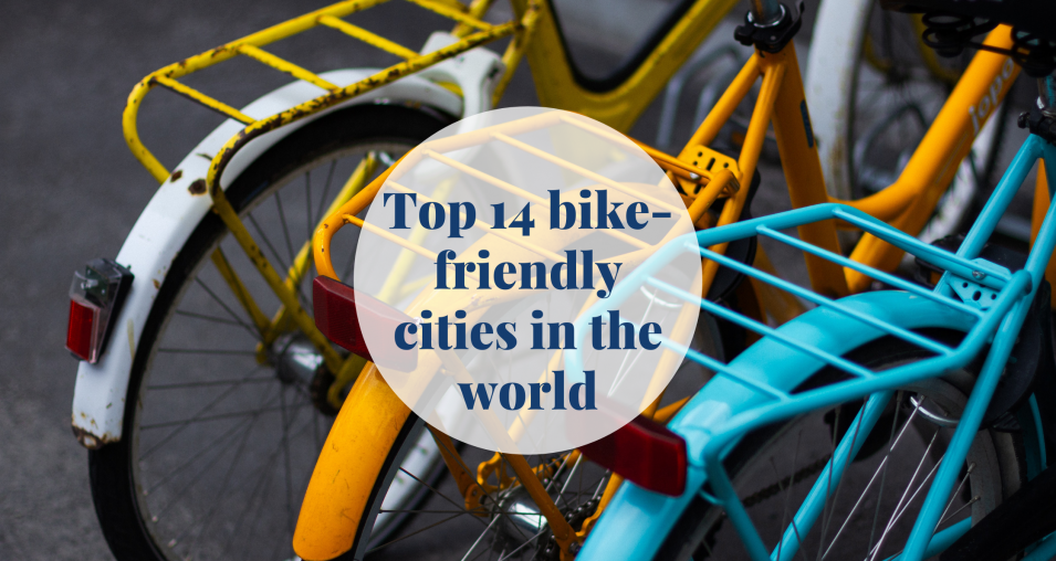 Top 14 bike-friendly cities in the world Barcelona-Home