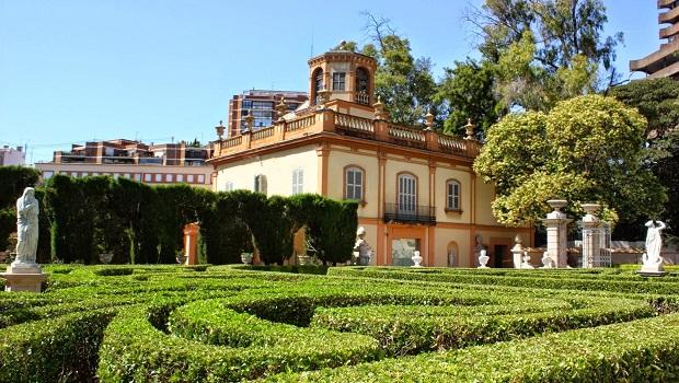 Palacete y Jardin de Monforte