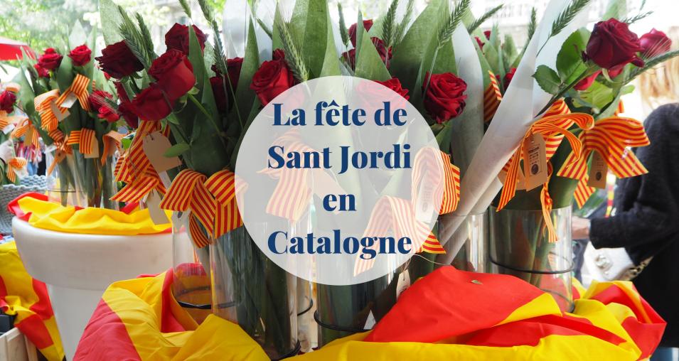 La fête de Sant Jordi en Catalogne Barcelona-Home