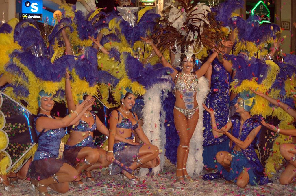 Carnival Sitges
