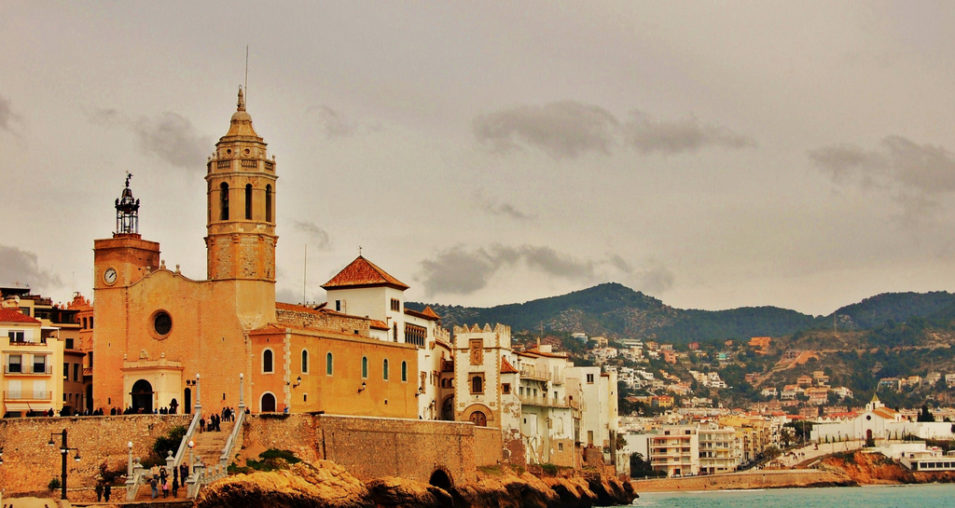 Churches in Sitges