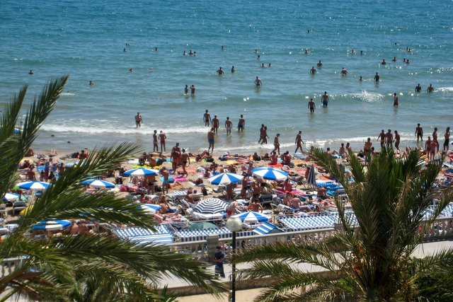 Gay Beaches of Sitges