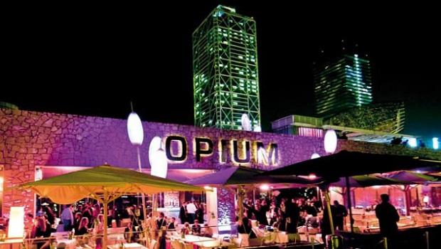 Opium terrace