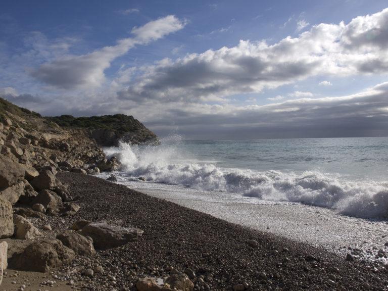 Playa del Muerto.