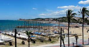 The Beaches of Sitges