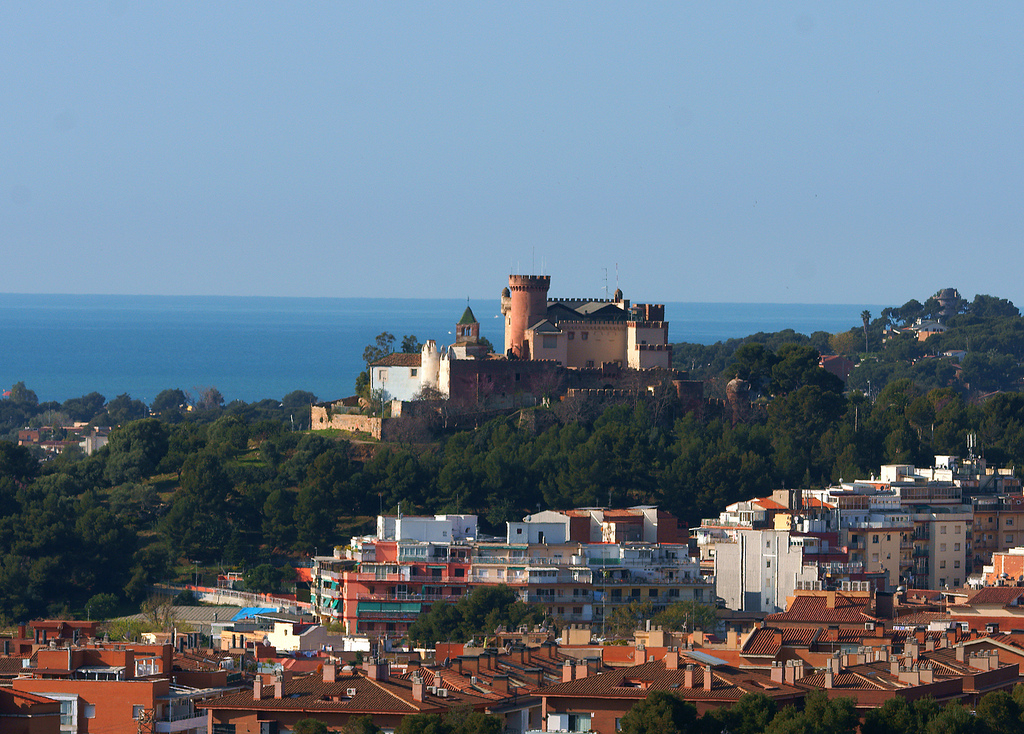 Best weekend trips from Barcelona: Castelldefels