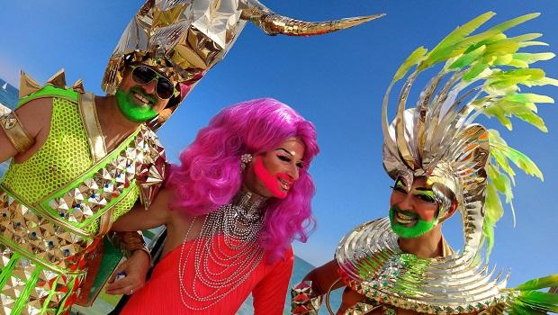 Gay Pride Parade Sitges
