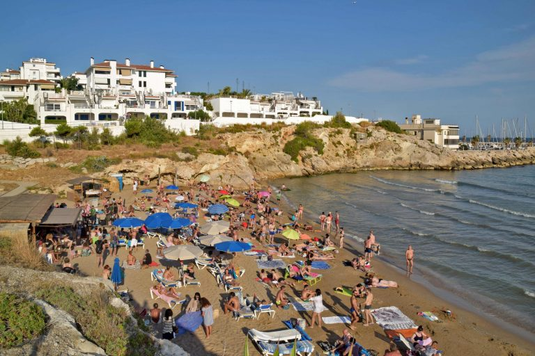 The Gay Beaches of Sitges - Barcelona Home