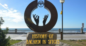 History of Bacardi in Sitges