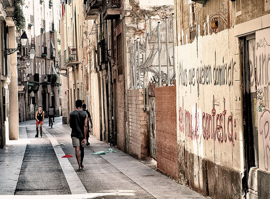 Secret spots of Barcelona!