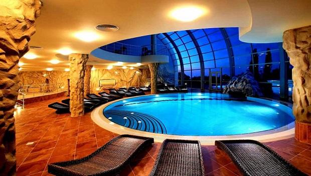 Pool access