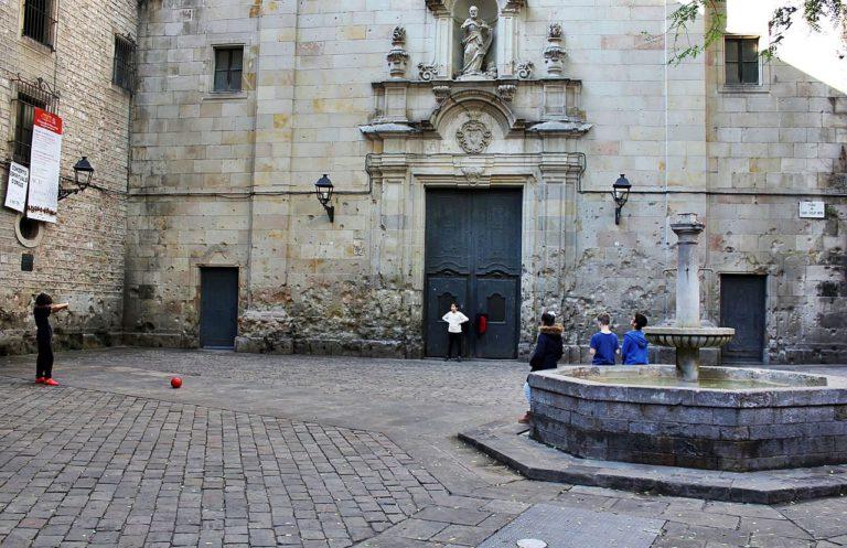 San_Felip_Neri_Square_in_Barcelona