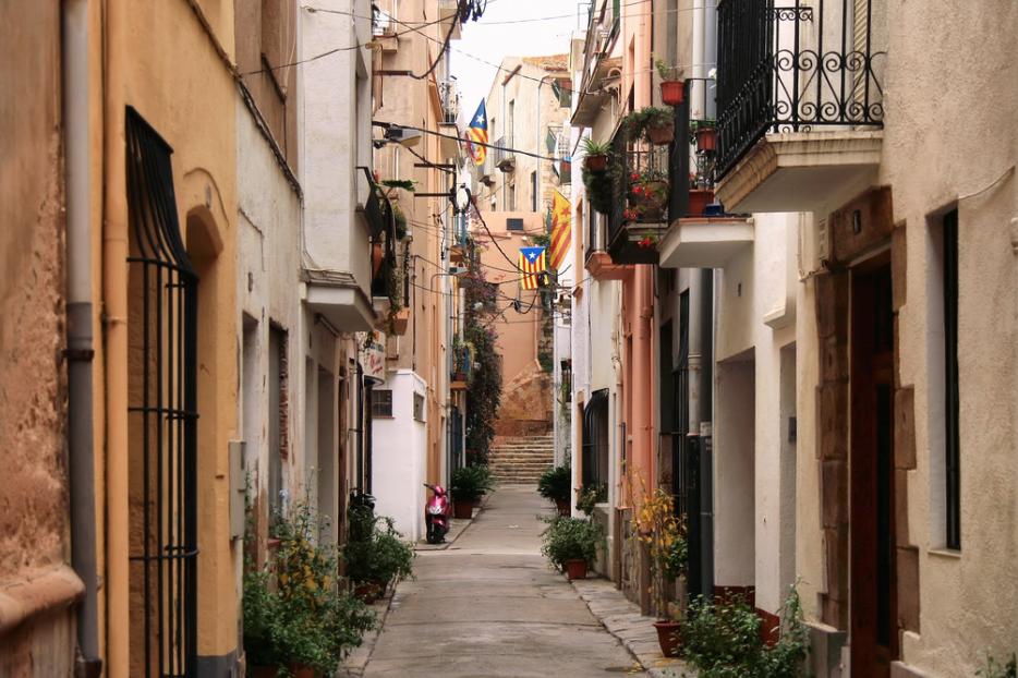 The secrets of Barcelona on every street corner.