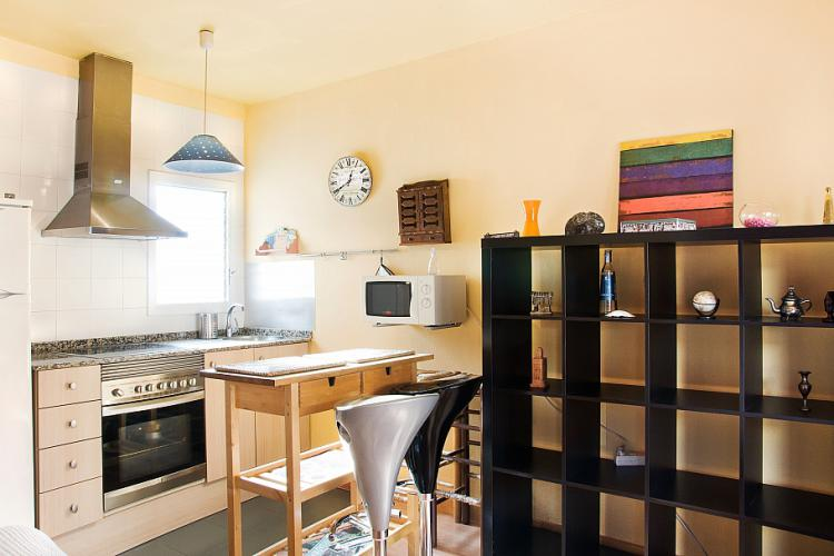 Penthouse studio for students