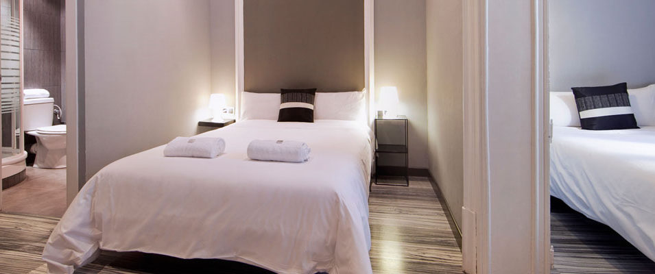 Cheap rooms in Barcelona