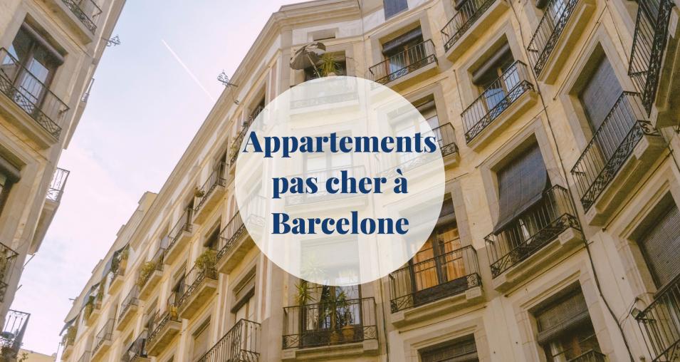 Appartements pas chers à Barcelone; Barcelona-Home