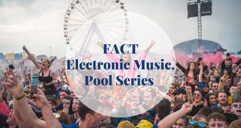 FACT - Electronic Music, Pool Series - Barcelona Home