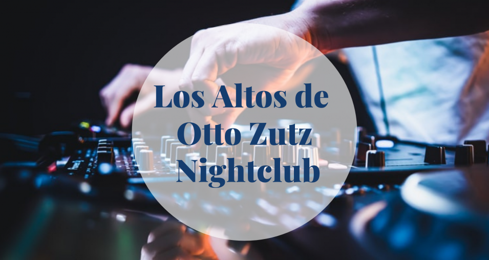 Los Altos de Otto Zutz – Nightclub - Barcelona Home