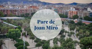 Parc de Joan Miro Barcelona-Home