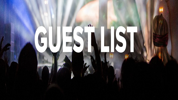 Guest list Barcelona Home