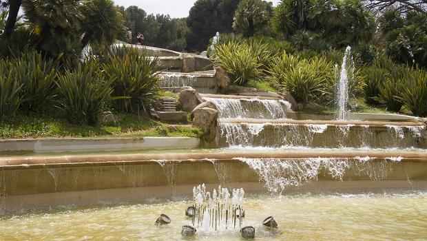 Jardins del Mirador - Montjuic