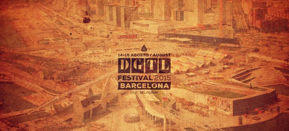 Electronic music festival Barcelona