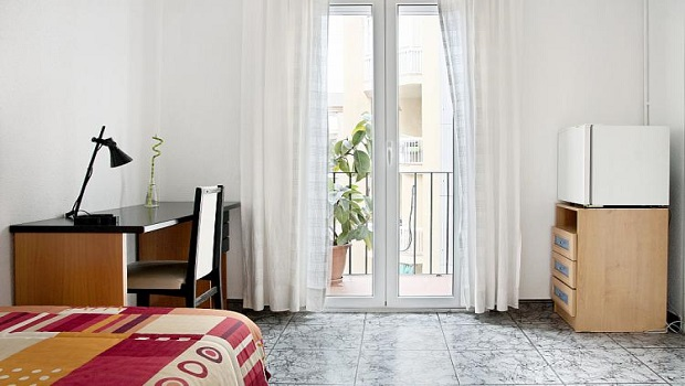 Spacious single room close to the Sagrada Familia