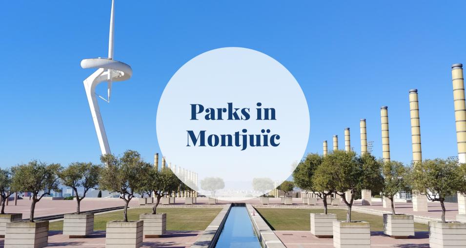 Montjuïc - Barcelona-home