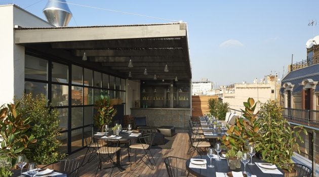 serras rooftop