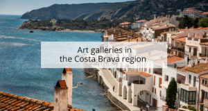 the Costa Brava region