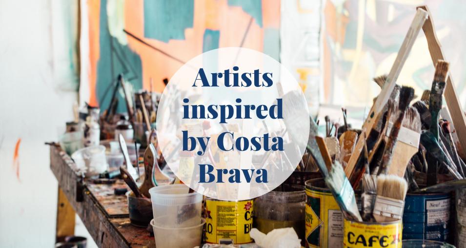 Artists inspired by Costa Brava Barcelona-Home