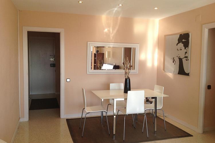 Room near Montjuic