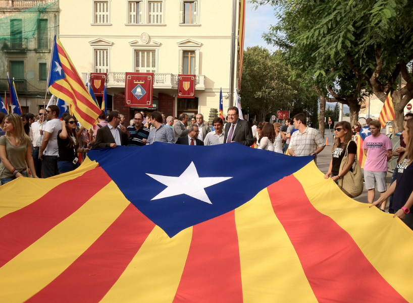 celebrations of la Diada