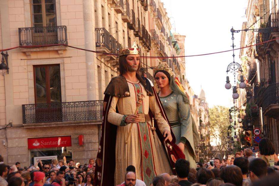 La Mercè de Barcelona