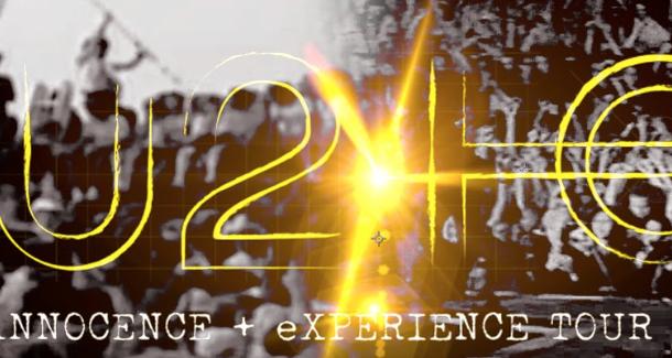 U2 Barcelona (Innocence + Experience Tour)