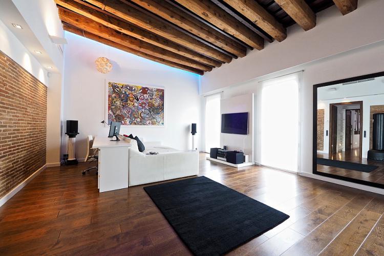Luxury penthouse in Barcelona