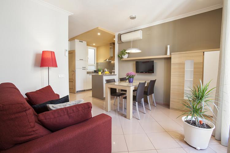 Apartments in Born