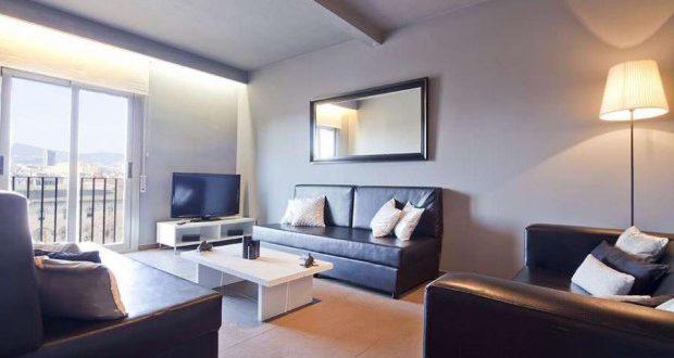 appartements accessible pour les handicap s barcelone. Black Bedroom Furniture Sets. Home Design Ideas