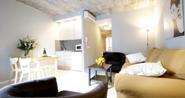 Apartments in Port Olimpic Barcelona