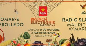 Brunch Electronik Halloween